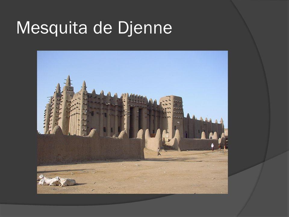 Mesquita de Djenne
