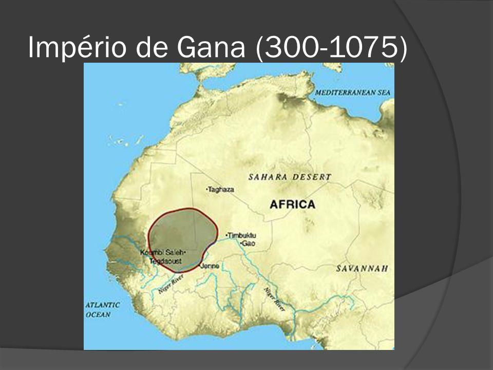 Império de Gana (300-1075)