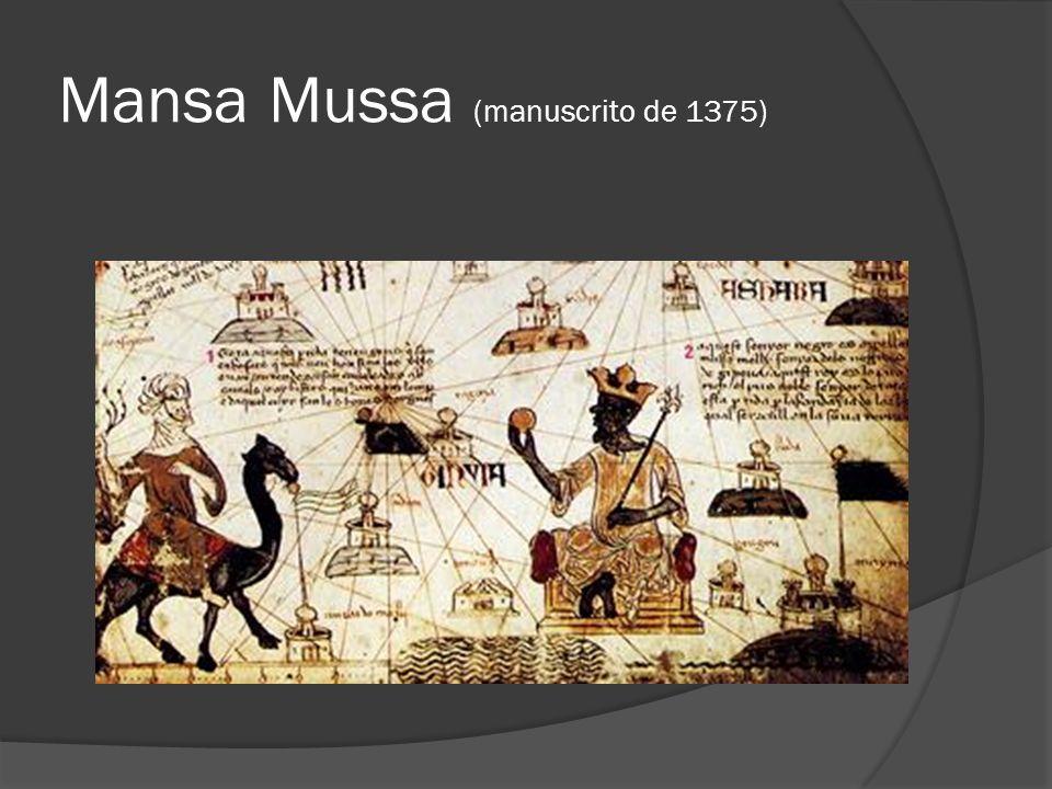 Mansa Mussa (manuscrito de 1375)