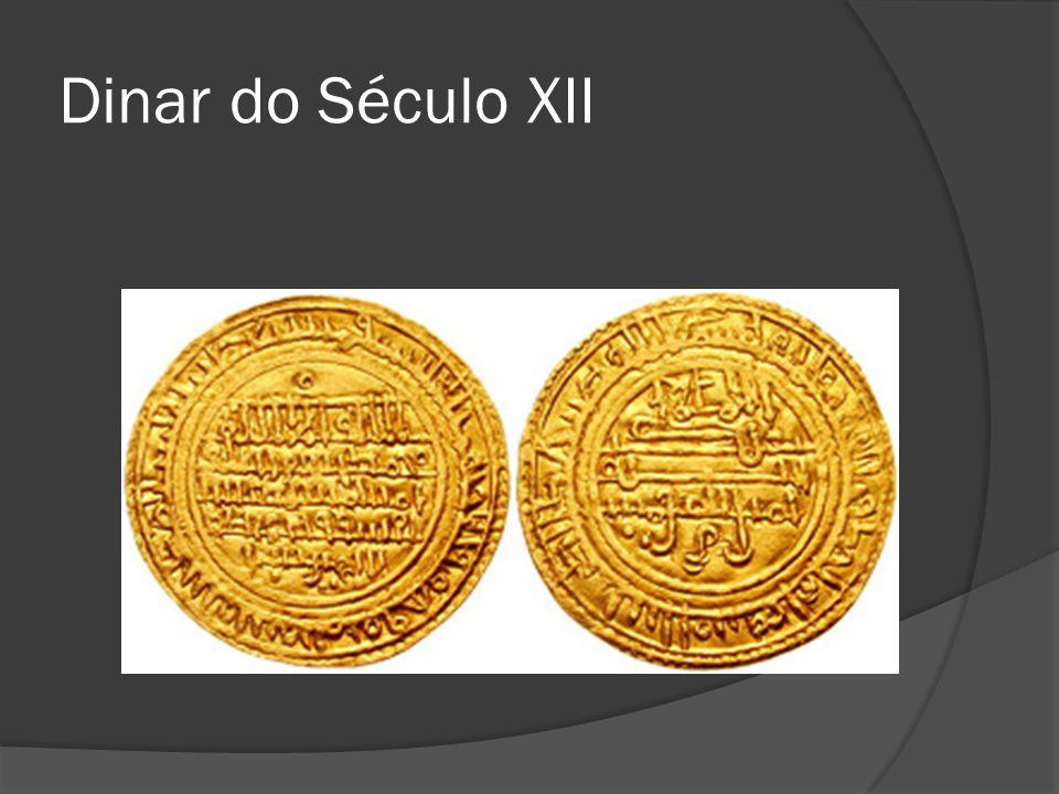 Dinar do Século XII