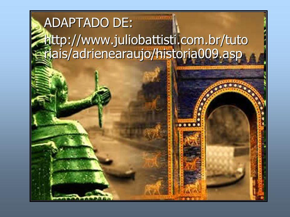 ADAPTADO DE: http://www.juliobattisti.com.br/tutoriais/adrienearaujo/historia009.asp