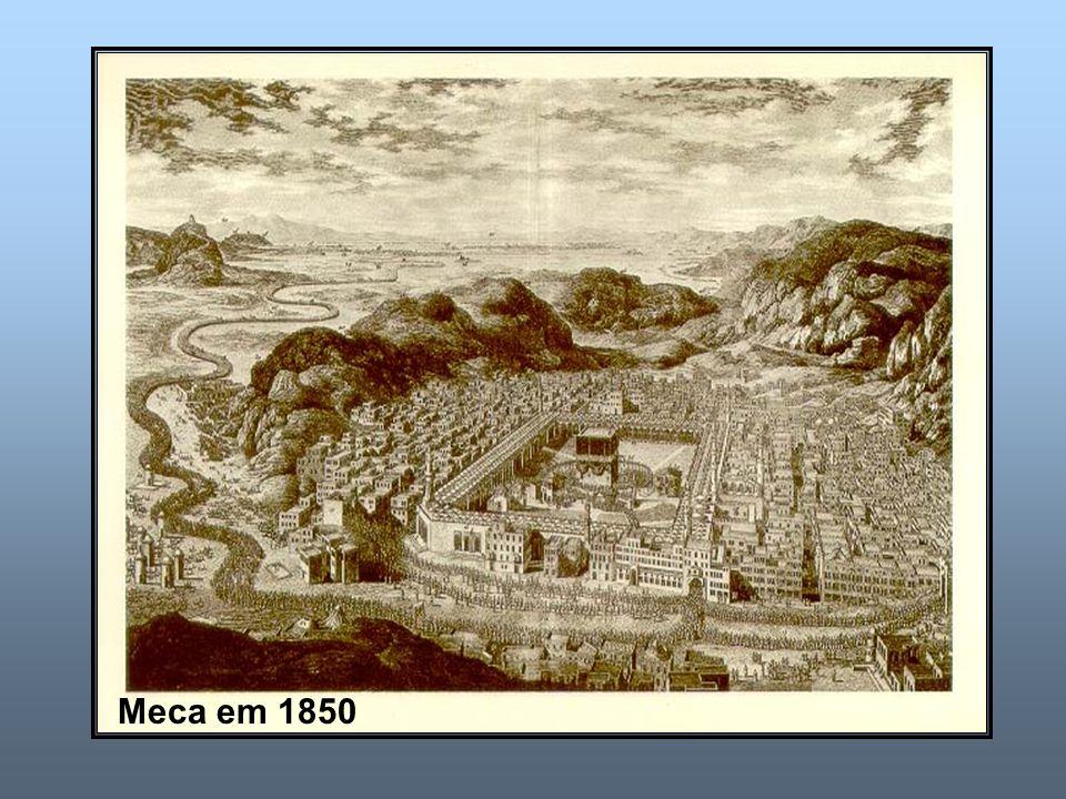Meca em 1850