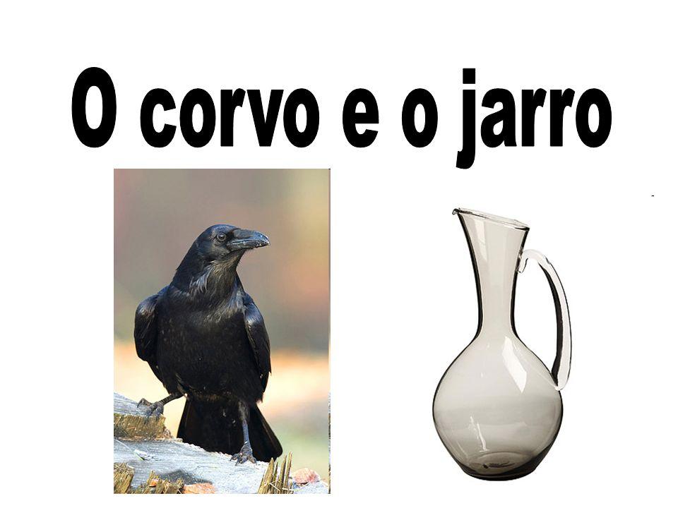 O corvo e o jarro