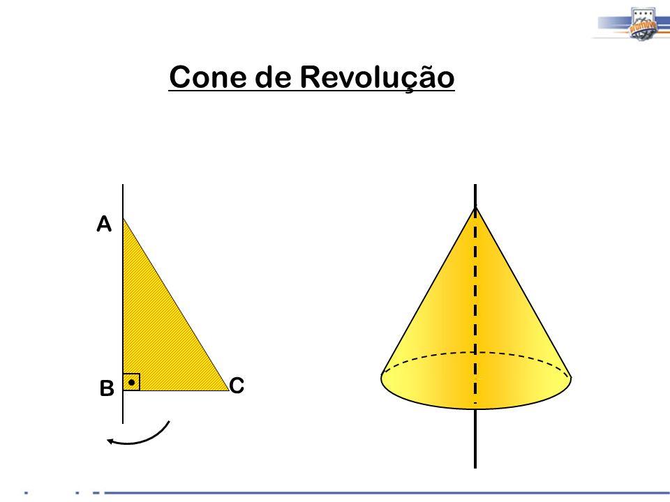 Cone de Revolução A B C