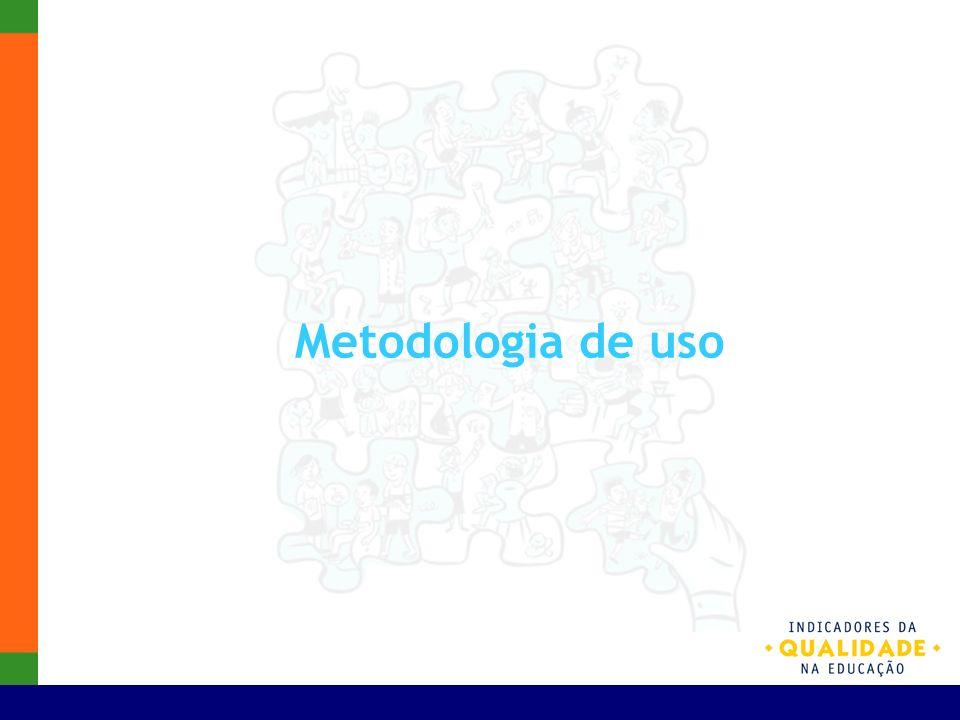 Metodologia de uso