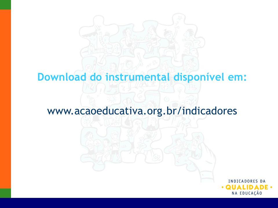 Download do instrumental disponível em: