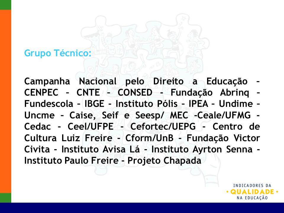 Grupo Técnico: