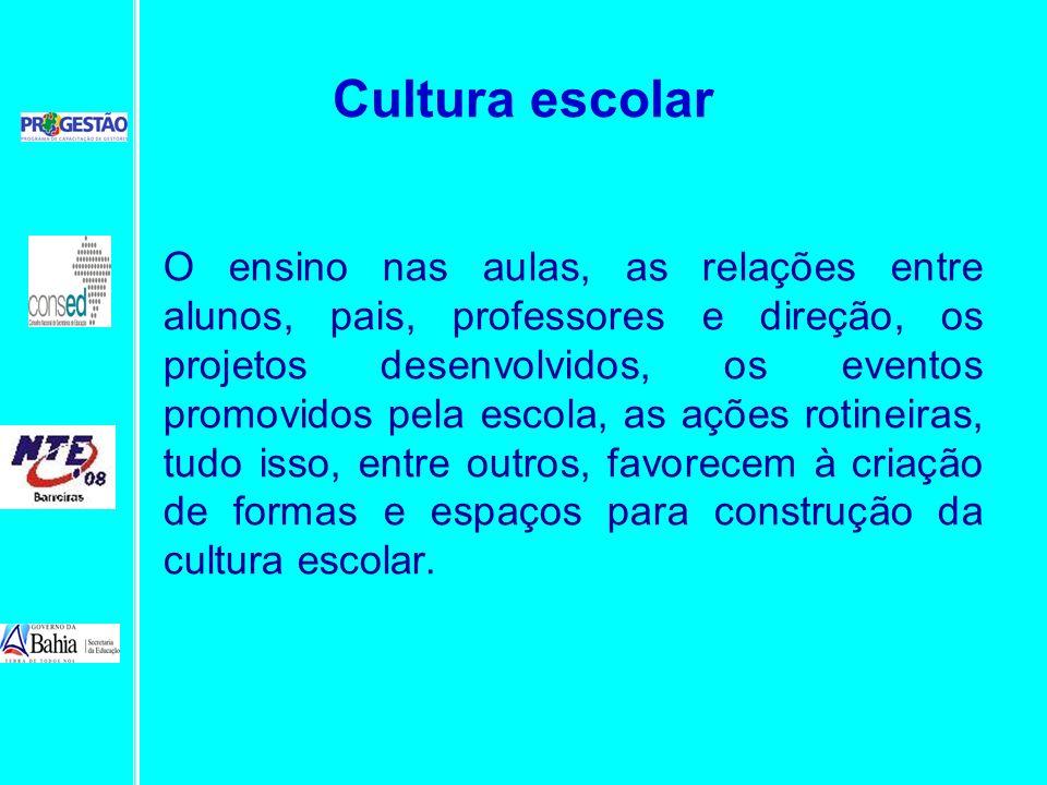 Cultura escolar