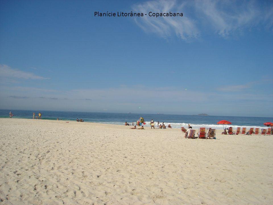 Planície Litorânea - Copacabana