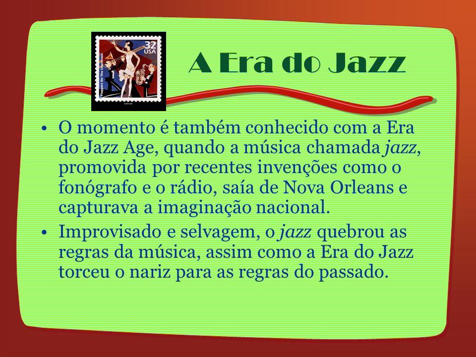 A Era do Jazz