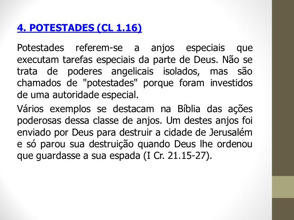 4. POTESTADES (CL 1.16)