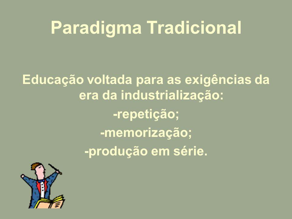 Paradigma Tradicional
