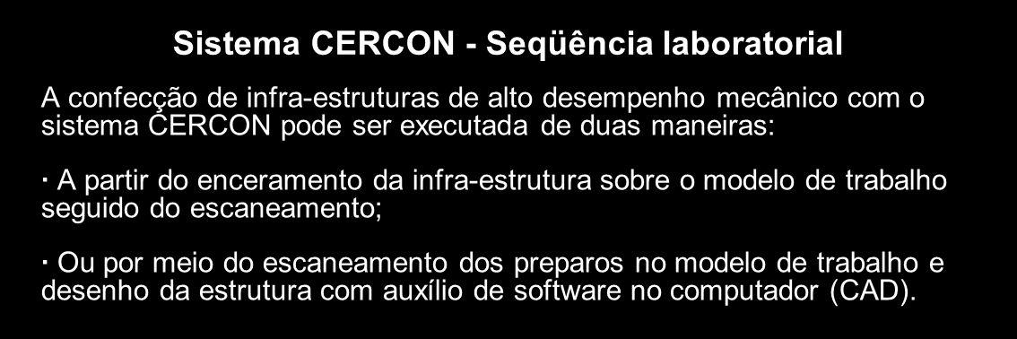 Sistema CERCON - Seqüência laboratorial