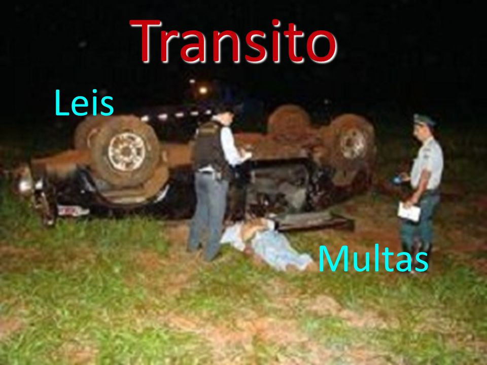Transito Leis Multas