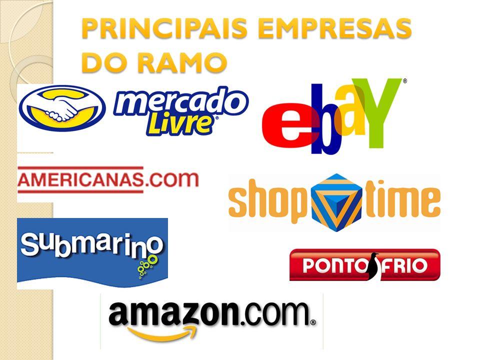 PRINCIPAIS EMPRESAS DO RAMO