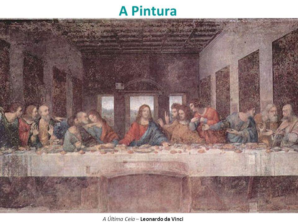 A Pintura A Última Ceia – Leonardo da Vinci