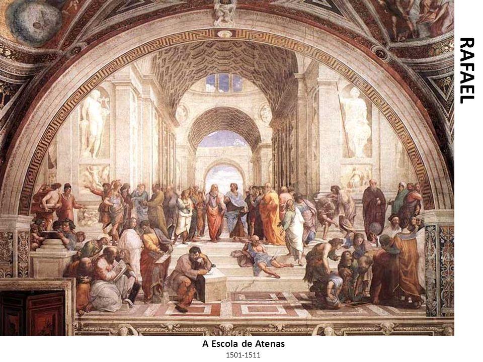 RAFAEL A Escola de Atenas 1501-1511