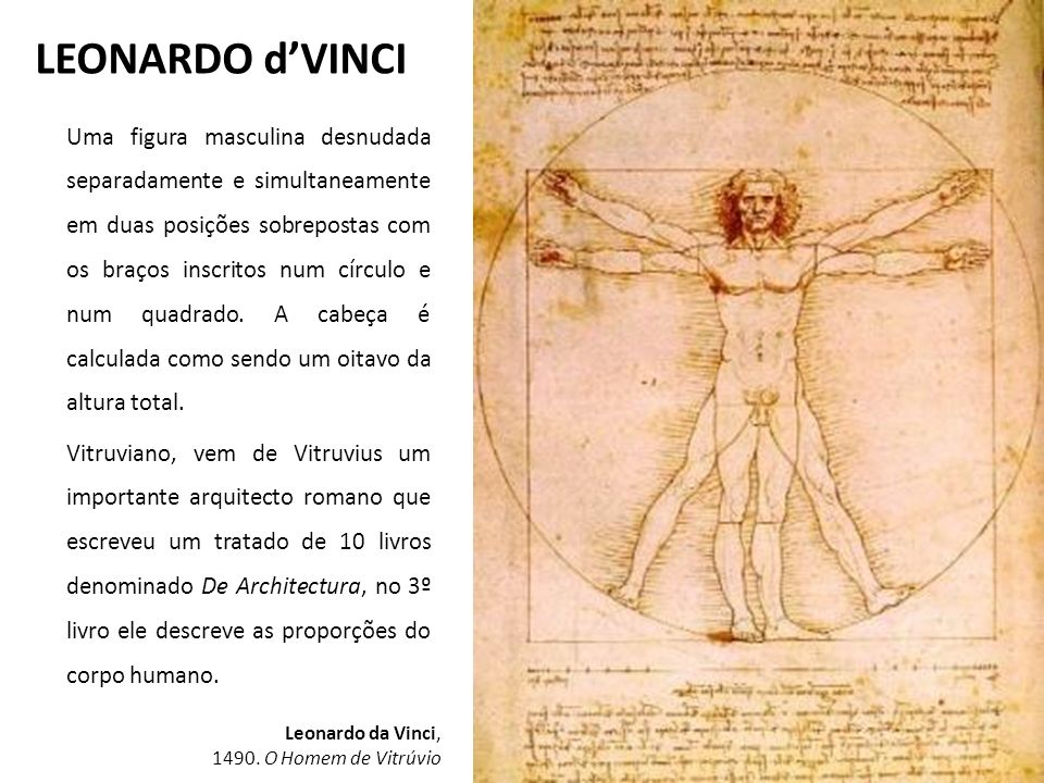 LEONARDO d'VINCI