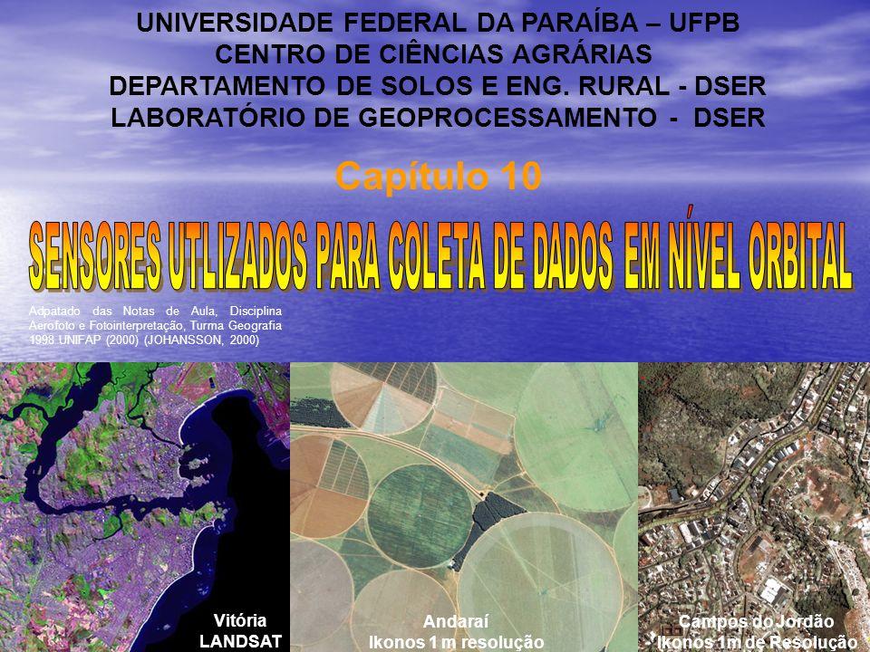 Capítulo 10 UNIVERSIDADE FEDERAL DA PARAÍBA – UFPB