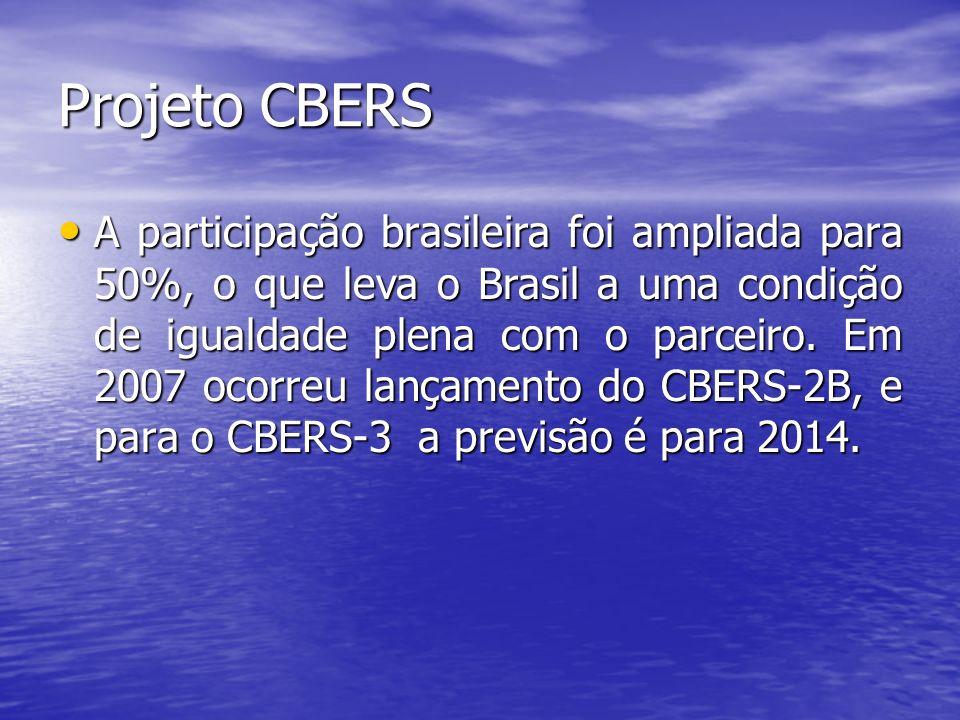 Projeto CBERS