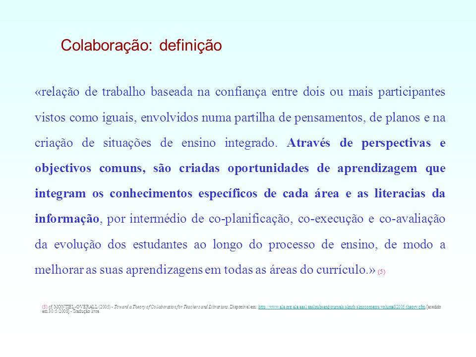 Colaboração: definição