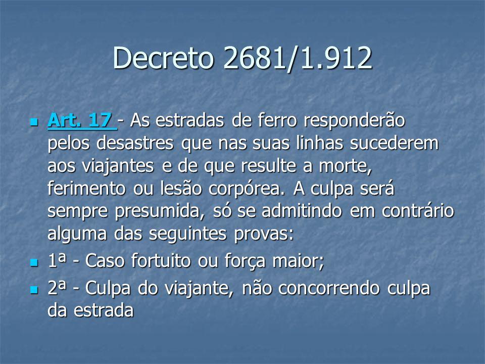 Decreto 2681/1.912