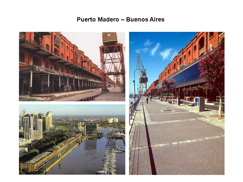 Puerto Madero – Buenos Aires