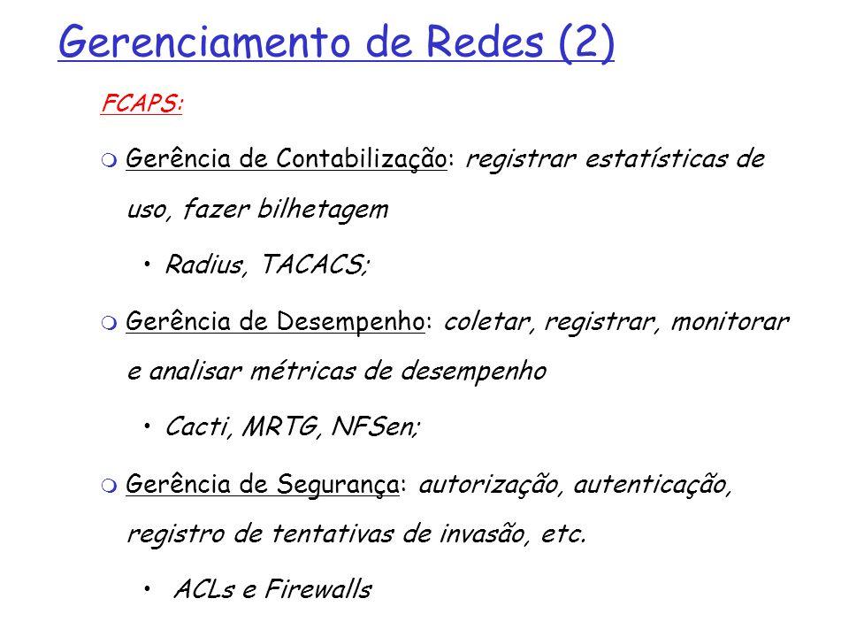 Gerenciamento de Redes (2)
