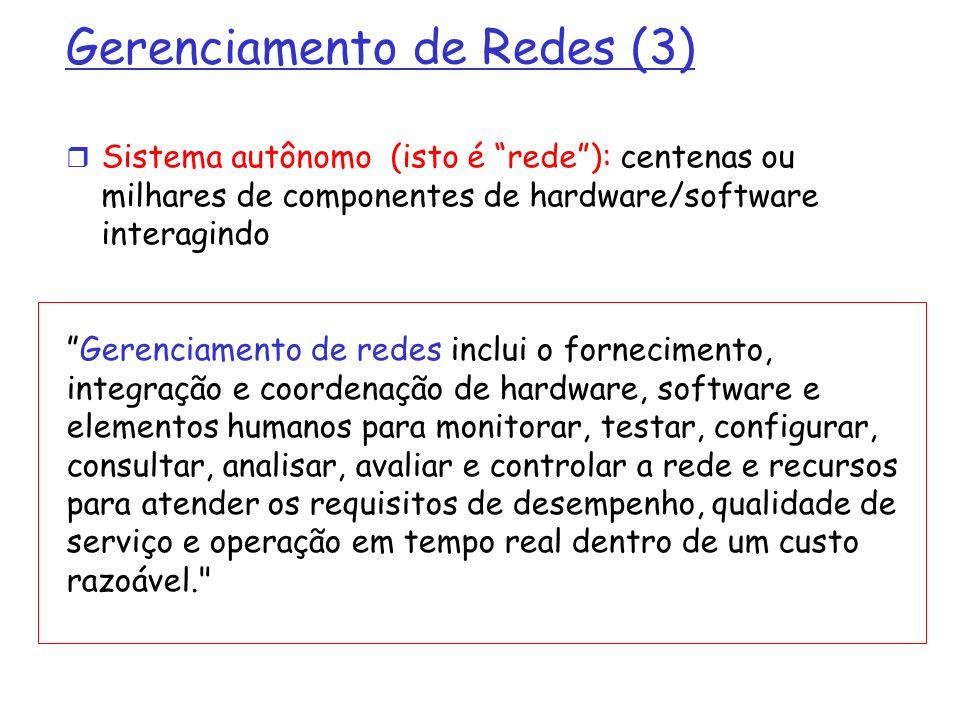Gerenciamento de Redes (3)