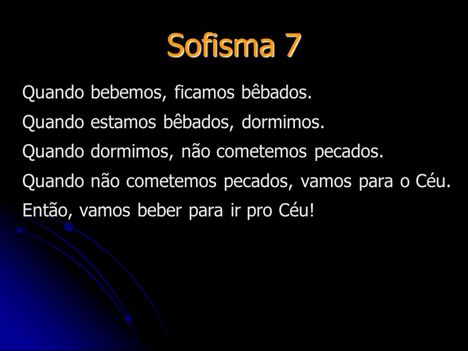 Sofisma 7