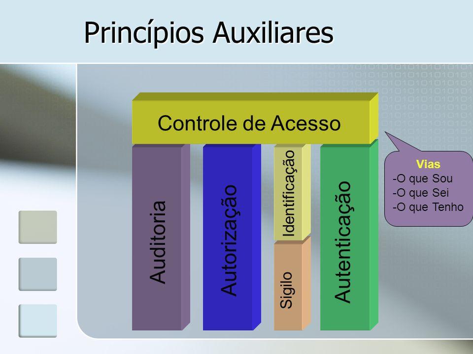 Princípios Auxiliares