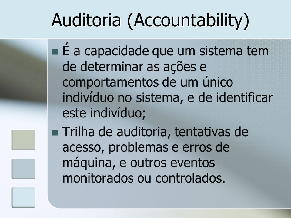 Auditoria (Accountability)