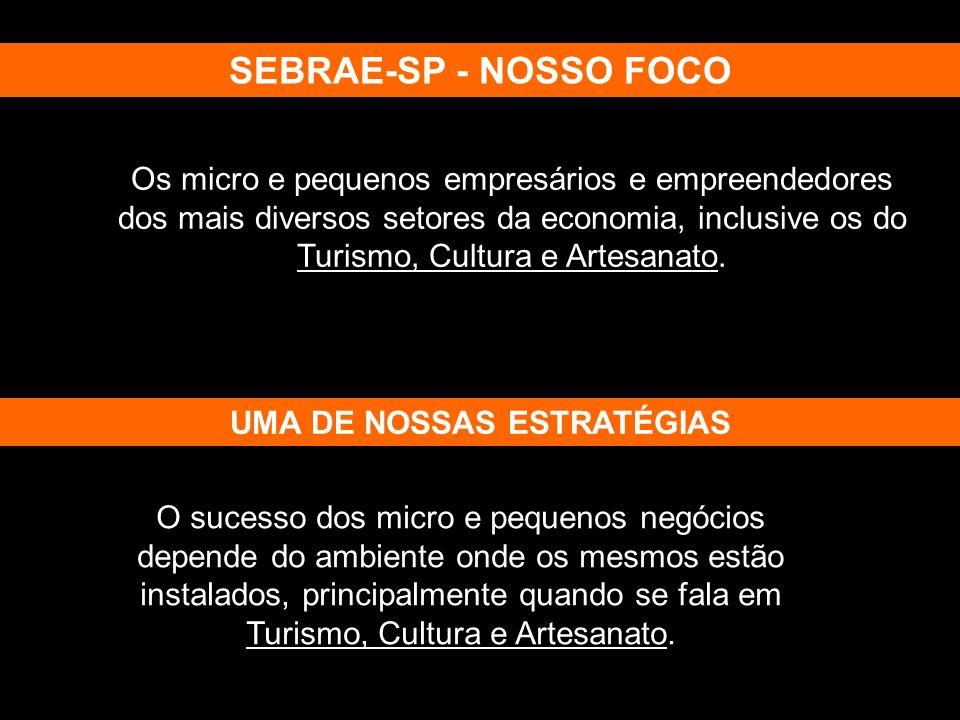 UMA DE NOSSAS ESTRATÉGIAS