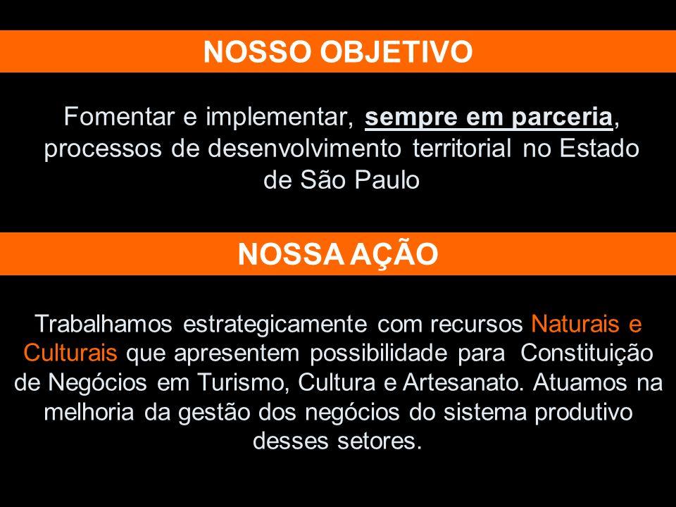NOSSO OBJETIVO NOSSA AÇÃO