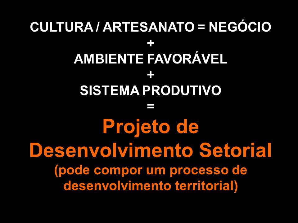 Projeto de Desenvolvimento Setorial