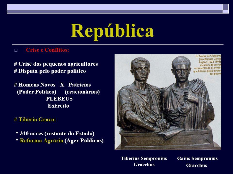 República Crise e Conflitos: # Crise dos pequenos agricultores