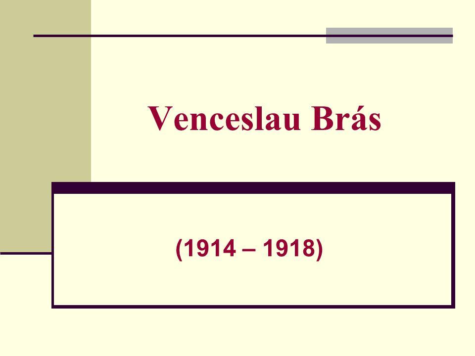 Venceslau Brás (1914 – 1918)