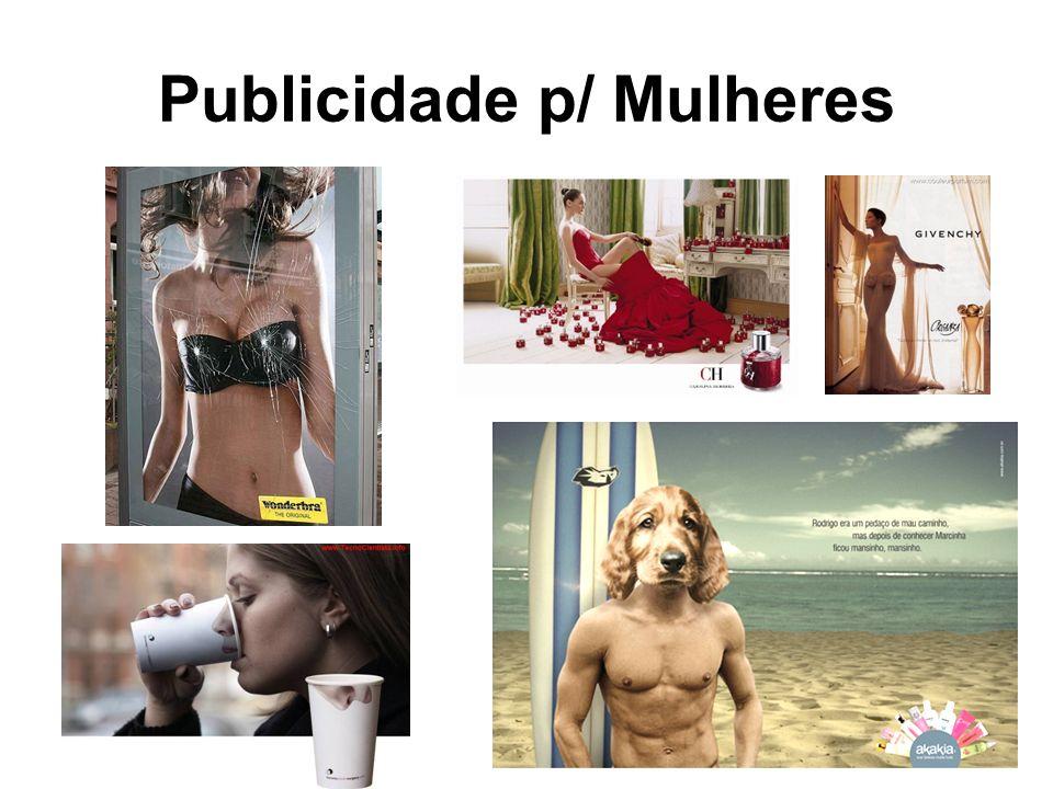 Publicidade p/ Mulheres