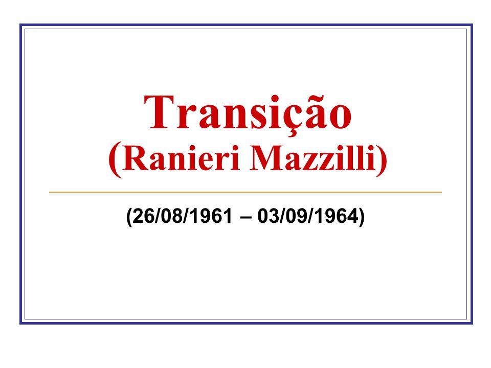 Transição (Ranieri Mazzilli)