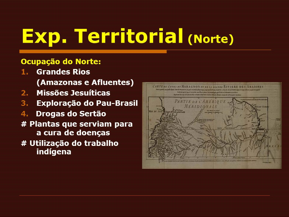 Exp. Territorial (Norte)