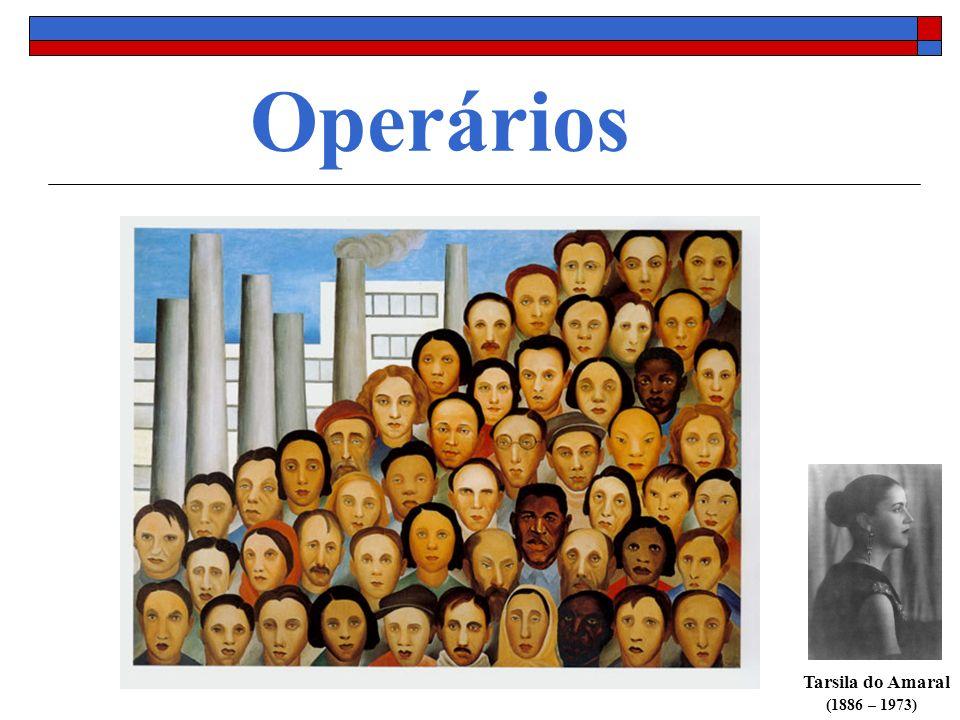 Operários Tarsila do Amaral (1886 – 1973)