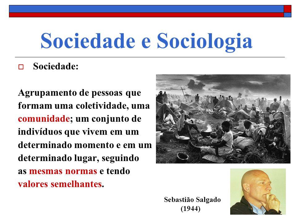 Sociedade e Sociologia
