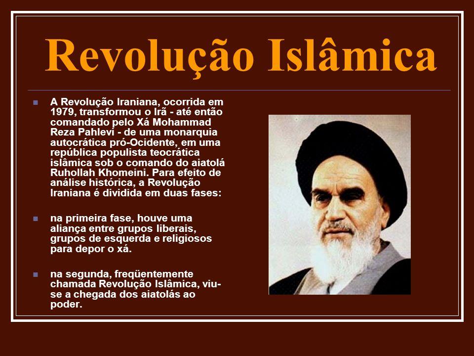 Revolução Islâmica