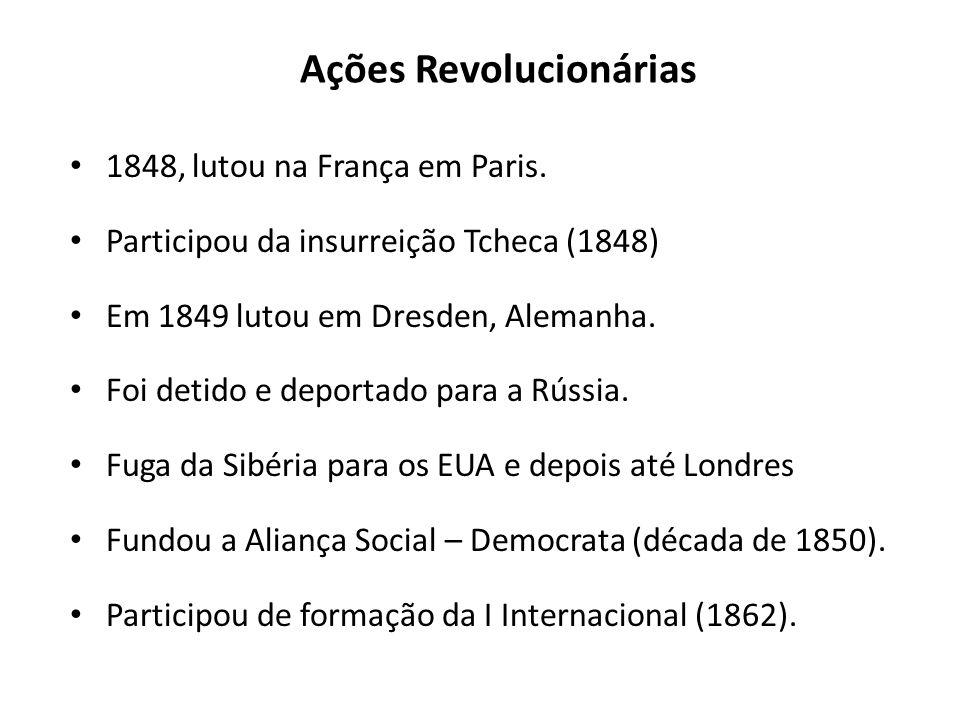 Ações Revolucionárias