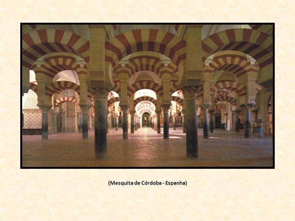 (Mesquita de Córdoba - Espanha)