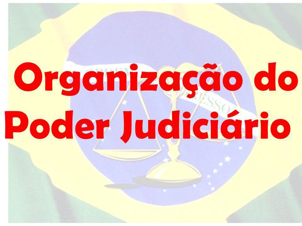Organização do Poder Judiciário