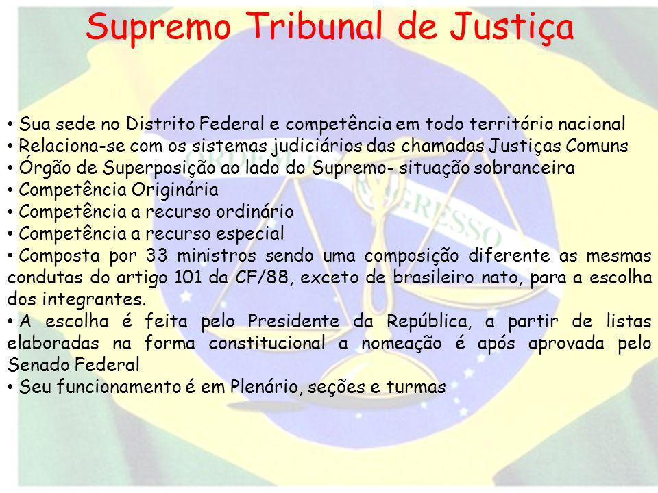 Supremo Tribunal de Justiça