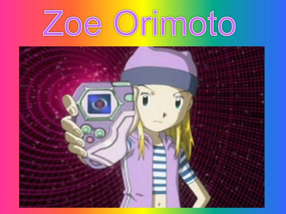 Zoe Orimoto