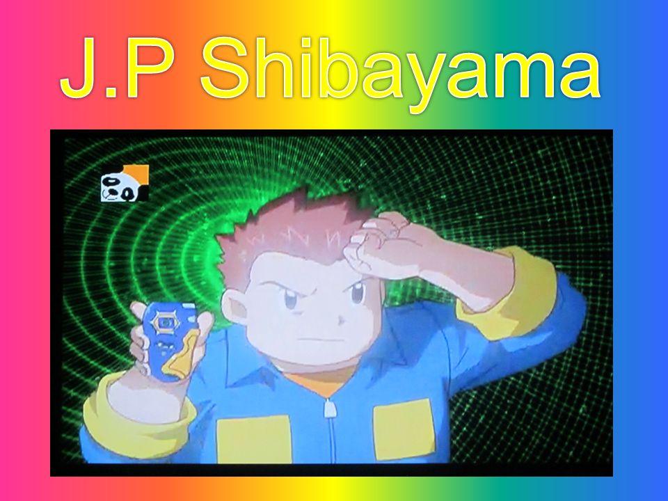 J.P Shibayama