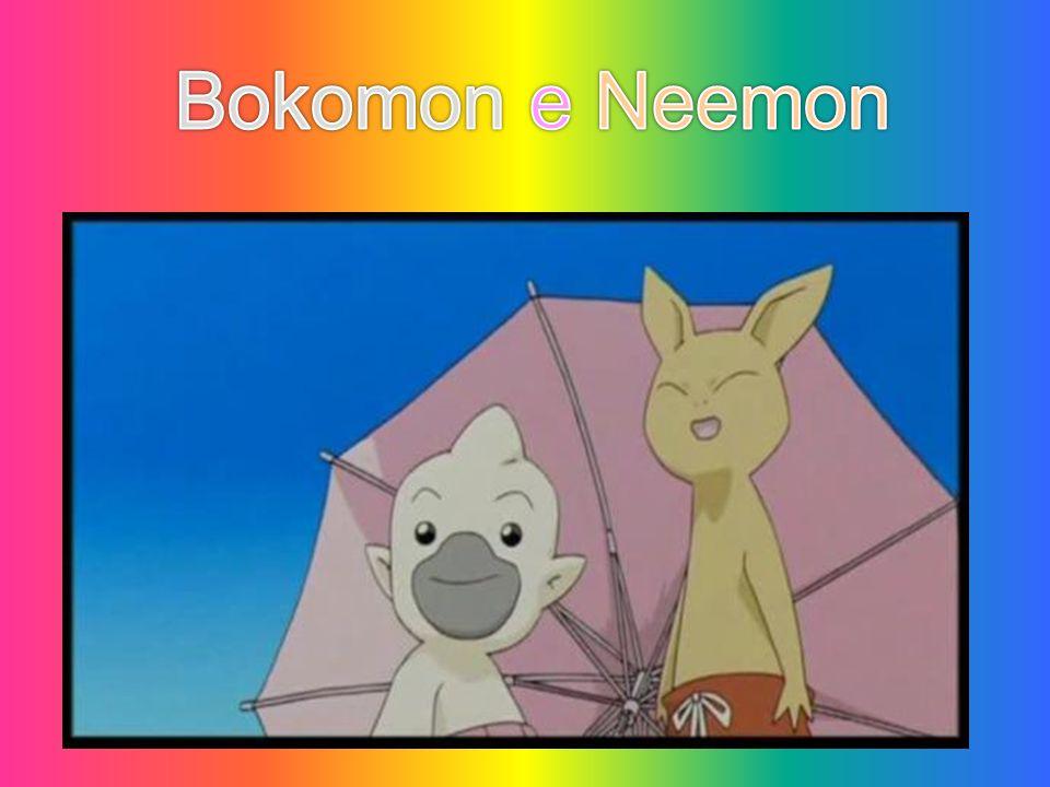 Bokomon e Neemon